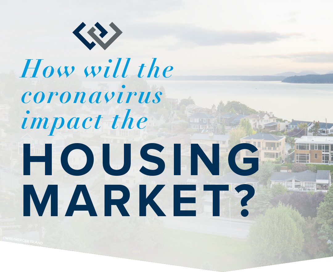 How will the coronavirus impact the housing market?